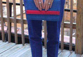 Z czym nosić niebieskie spodnie, aby wyglądać stylowo?