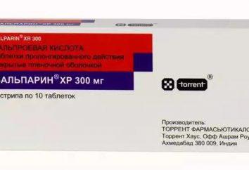 """Il preparato """"Valparin"""": istruzioni per l'uso, la composizione, i sinonimi, gli analoghi. Recensioni sul farmaco"""