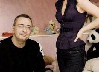 Konstantin Meladze: as crianças não parar de se comunicar com seu pai