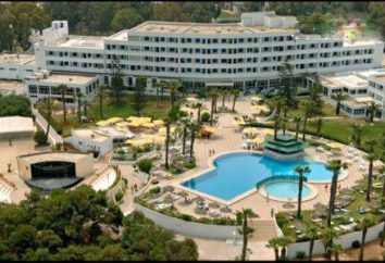 Hotel Club Hotel Tropicana 3 *, Tunísia comentários e fotos