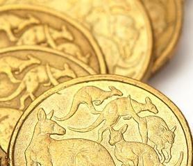 Quantos centavos no dólar, que é emitido em … China?