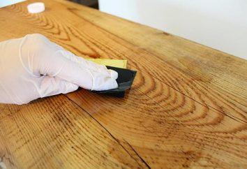 A impregnação da madeira para o interior trabalho. prevenção de incêndio, anti-incrustantes de impregnação: comentários, os preços