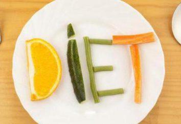 programa de nutrição para perda de peso de um mês