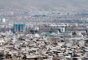Douchanbé – la capitale dans la vallée Hissar