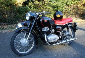 « Pannonia » – une moto production hongroise du siècle dernier