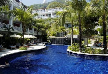 Hotel Sunset Beach Resort 4 * (Phuket): descripción, los Viajeros