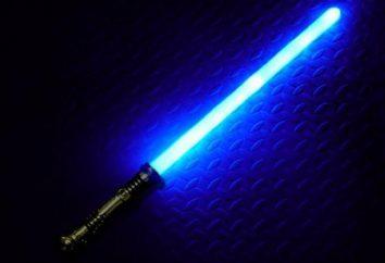 Technologia tworzenia mieczy Jedi: jak miecz laserowy?