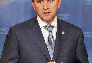 Dmitry Kobylkin: biografia, governatore famiglia del distretto autonomo di Yamalo-Nenets