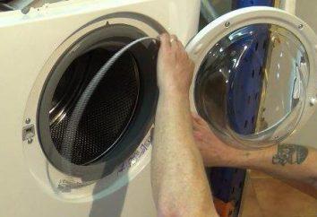 Dlaczego nie biorąc na pralce woda? przyczyny