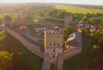 Castillo Lutsk, o castillo de Westminster: descripción, historia, hechos interesantes