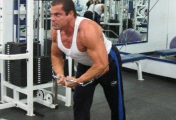 Crossover – exercice pour augmenter les muscles pectoraux
