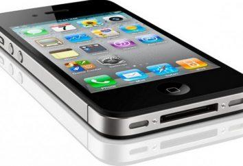 IPhone 4s (4S iPhone): charakterystyka, przegląd modeli, opinie klientów i ekspertów