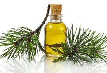 huile de sapin: propriétés thérapeutiques, l'application
