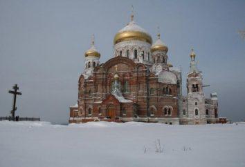 Belogorskiy monasterio, de Perm. El horario de apertura Monasterio Belogorsk