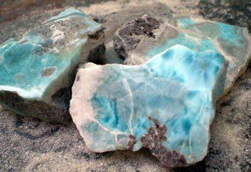 Larimar pietra: proprietà magiche, segno zodiacale