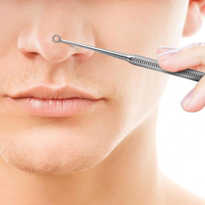 nettoyer les pores