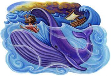 Il profeta Giona – profeta riluttante. storia sacra-ironica della Bibbia