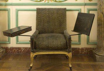 Krzesło Voltaire – klasyczne, które nigdy nie wyjdzie z mody