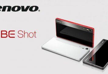 Teléfono inteligente Lenovo Vibe Shot: opiniones sobre los propietarios, descripción, descripción y características