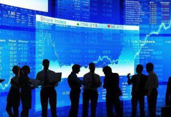 Główne rodzaje rynków finansowych. Rodzaje międzynarodowych rynkach finansowych