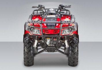 "ATV ""stealth-300"" e suas características"