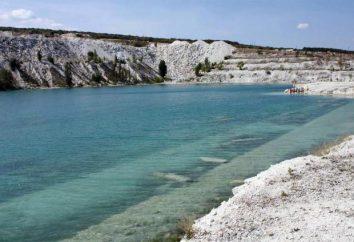 lac martien, la Crimée: l'histoire, la description, photo