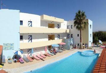 """""""Blue Dreams Apartments 3"""", Creta – fotos, precios, y las revisiones de los turistas procedentes de Rusia"""