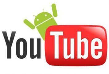 Comment télécharger un « Yutuba » sur la vidéo « Android »?