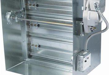 serrande tagliafuoco – Classificazione, applicazioni, caratteristiche di funzionamento
