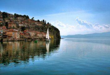 Jezioro Ochrydzkie: Urlop i jego funkcje
