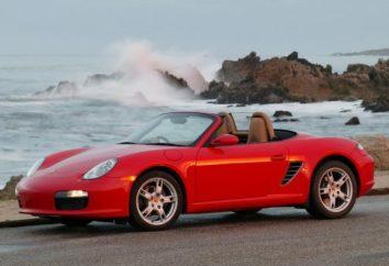 Porsche Boxster – superupravlyaemy supercar prix minimum