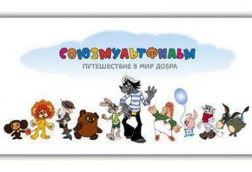 """Caricaturas """"Soyuzmultfilm"""": una lista de historias favoritas de la infancia"""