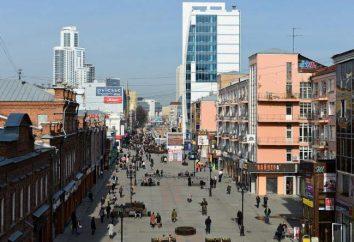 Jekaterynburg piękne miejsca w mieście i okolicy