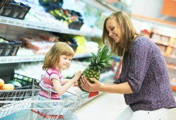 Rabatte und Sonderangebote im Supermarkt als ein Weg, den Umsatz zu steigern