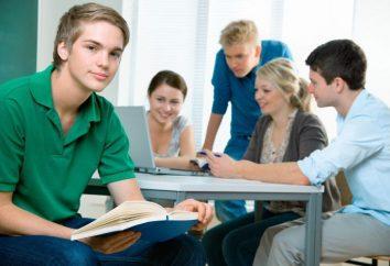 Universidades Belgorod: o que escolher?