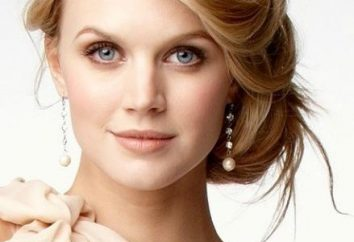 Fryzura ślubna dla średnich włosów: zabawne, łatwe opcje