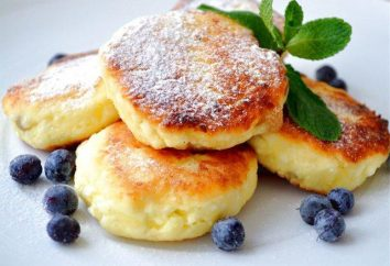 Cheesecakes: petit déjeuner délicieux