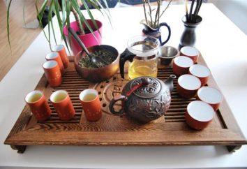 chá taoísta: comentários, preços, composição