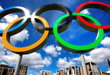 Sports Jeux Olympiques d'été. Jeux Olympiques modernes – Sports