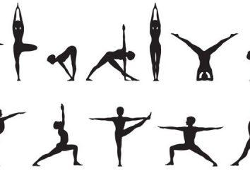 Pose da ioga: nome, descrição, exercícios para iniciantes