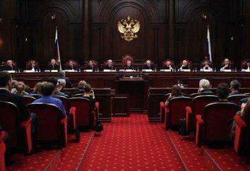 Etapes des procédures constitutionnelles: la notion et les types