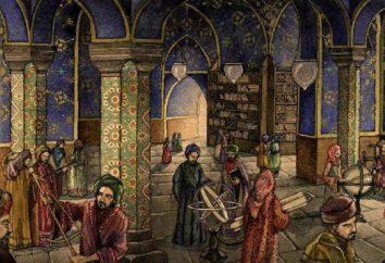 Pourquoi les chiffres sont appelés arabe: histoire