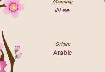 Arabskie imiona męskie. Piękne nowoczesne imiona dla chłopców