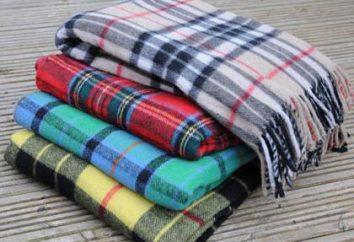 Cobertores: Os tamanhos para crianças e adultos. Quais são as dimensões dos cobertores de fábrica?