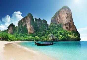 Najlepsze plaże w Tajlandii: zdjęcia, opinie