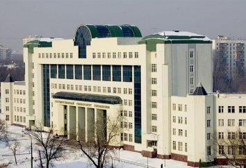 State University of Management (suma): Przegląd, wstęp, czesne
