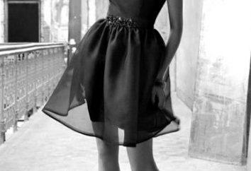 Petite robe noire – le bonheur des femmes