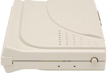 Co może mieć modem faksowy