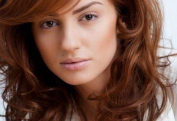 Quelle couleur cheveux convient aux yeux bruns le plus?