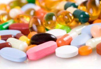 Meilleur Vitamines américain: une liste de noms